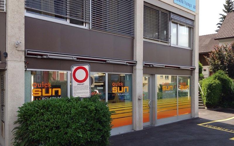 Quick-Sun Solarium in Thalwil - für jeden Anspruch!