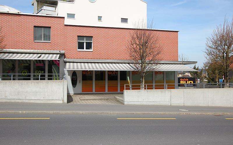 Quick-Sun Bräunungsstudio in Wädenswil erwartet Sie!